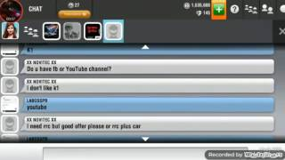 SCAMMER? (Racing Rivals)