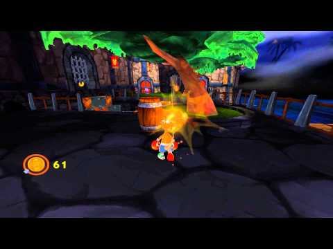 Dolphin Emulator 4.0.2   Kao the Kangaroo Round 2 [1080p HD]   Nintendo GameCube