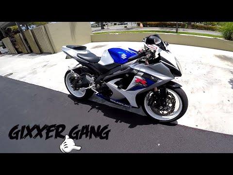 Download First Ride 2007 Suzuki GSXR 1000! Mp4 baru