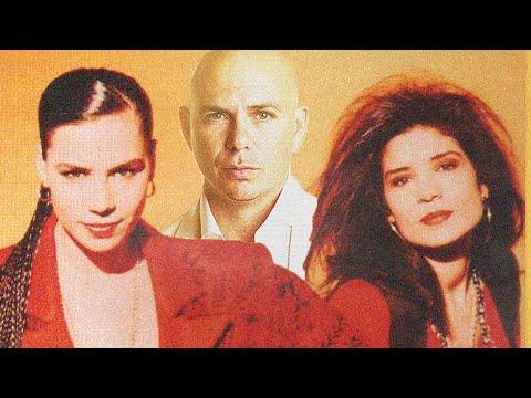 Azúcar Moreno ft. Pitbull - Tus Ojos Bandidos (por Narksoul) mp3 indir