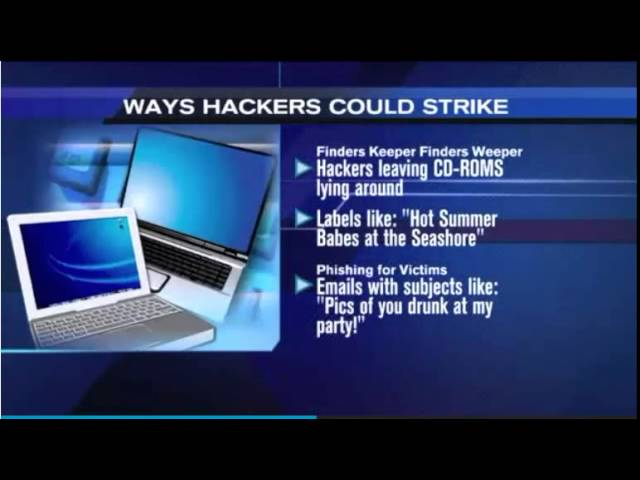 Identity Theft Expert Discusses 10 Ways You May Get Hacked