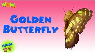 Golden Butterfly - Motu Patlu in Hindi - 3D Animation Cartoon for Kids -As seen on Nickelodeon