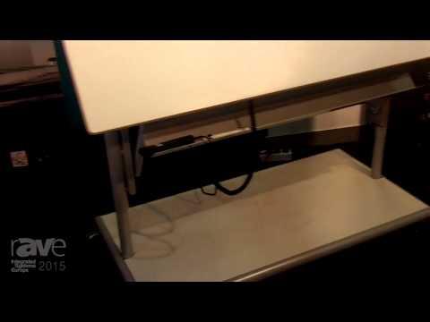 ISE 2015: Nautilus Highlights Netboard Flip Interactive Whiteboard