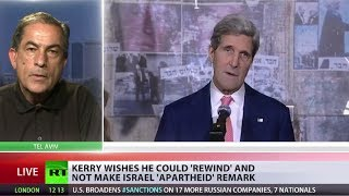Word Apartheid: 'Why can't John Kerry stand behind his statement on (Israel)  4/29/14