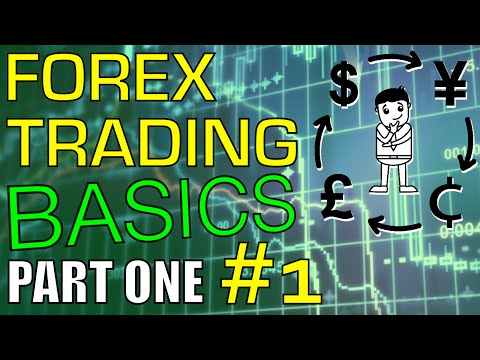 Forex Trading Basics: Forex Trading for Beginners - Part 1