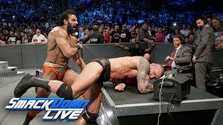 download lagu Randy Orton Vs. Jinder Mahal: Smackdown Live, Aug. 8, gratis
