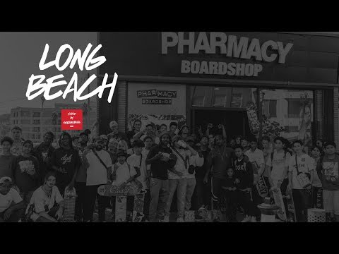 DGK - Saved by Skateboarding - Long Beach