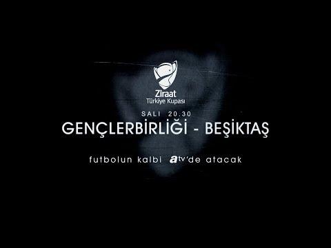 Gençlerbirliği - Beşiktaş karşılaşması 6 Şubat Salı 20.30'da atv'de!