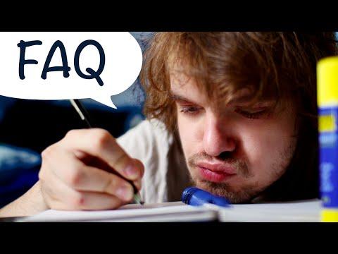 FAQ the school!