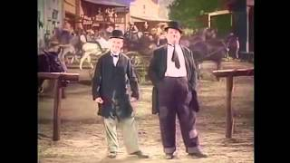 """Way Out West"" dance (Laurel and Hardy)"