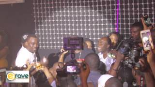 Moments From Olamide's Performance At Pasuma's 'My World' Gig