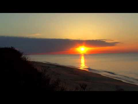 Nantucket Springtime sunset