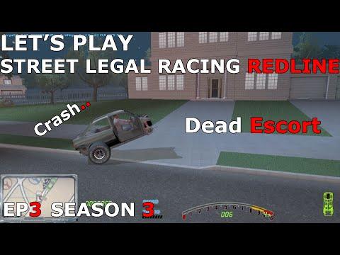 Как сделать в street legal racing