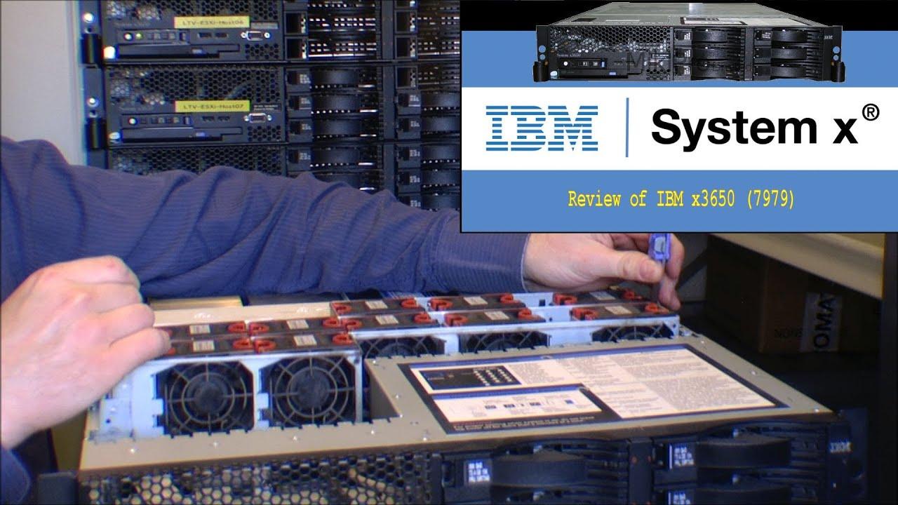 Ibm x3650 m3 installation guide