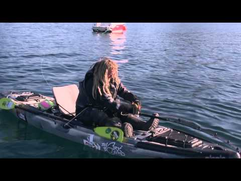 Feature Video - Andorja World Record - Greenland Shark by Kayak!