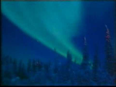 CQ AURORA. Aurora Movie with Au QSO.