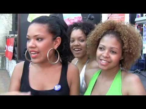 La gente de linda de Dominicana