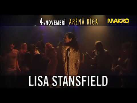 Liza Stansfield lat 25 for ekrani RealMedia