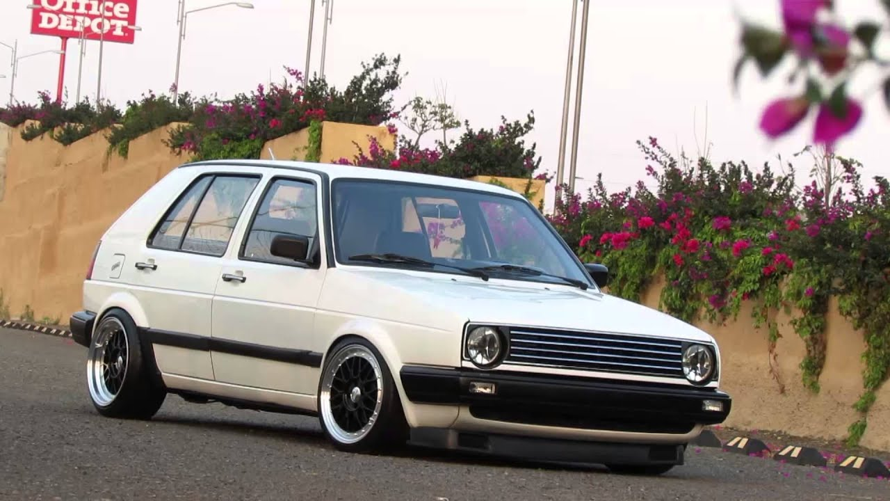 Golf Mk2 Youtube