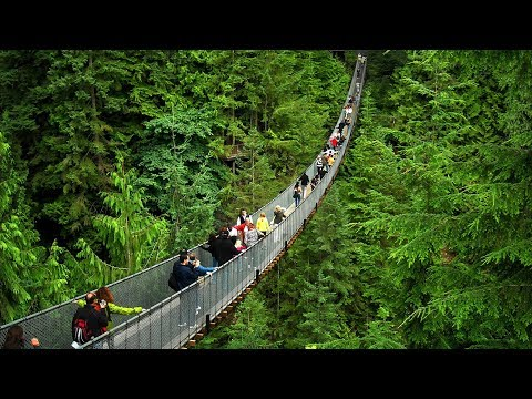 Vancouver: 10 Top Tourist Attractions - Video Travel Guide