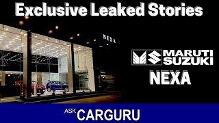 Nexa में क्या हो रहा है ? Ask CARGURU  