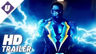 BLACK LIGHTNING - Official Comic Con Trailer | SDCC 2019