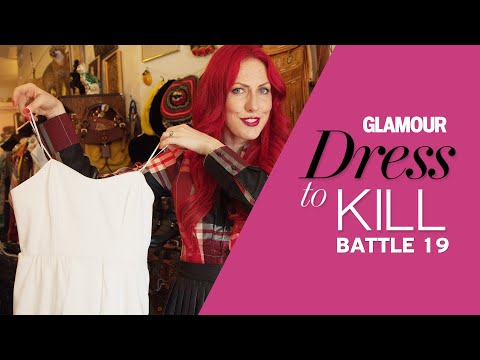 Wedding Gowns for Unconventional Ceremony--Whitney Port Style Competition--Dress to Kill--Glamour