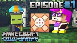 The First Night   Minecraft Mini Series   Episode 1