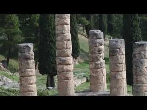 Следы греческих богов. (astrokey.org)