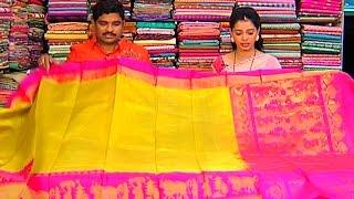 Latest Kuppadam  Pattu Saree  || New Arrivals || Vanitha TV