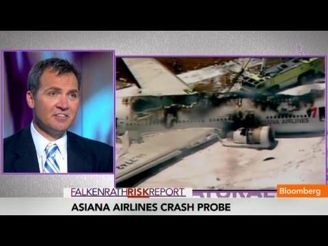 NTSB Won't Say Much Until We Know More: Richard Falkenrath