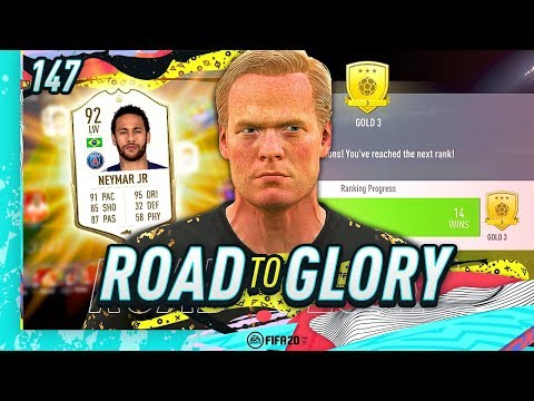 FIFA 20 ROAD TO GLORY #147 - WELCOME BACK, I'VE MISSED YOU!