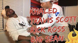 DJ Khaled - On Everything ft. Travis Scott, Rick Ross, Big Sean - REACTION