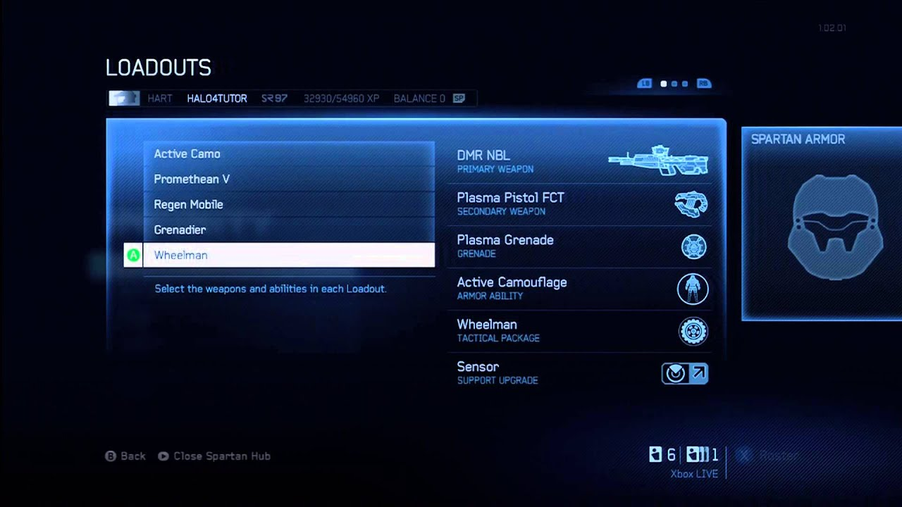 Best Multiplayer Loadouts Halo 4 The Best Loadouts For Halo 4