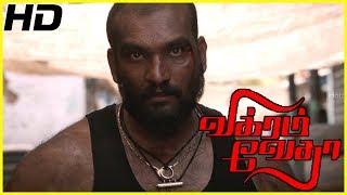 Vikram Vedha Scenes | Madhavan tries to solve Vijay Sethupathi