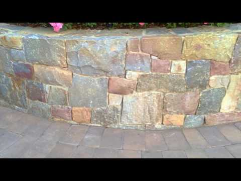 Stonework & Fine Plantings in Mantoloking, NJ By Landscape Aesthetics, Inc.