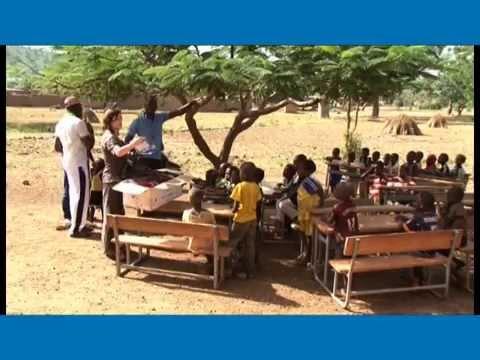 la Fondation SEMAFO soutient la rentrée scolaire  2014