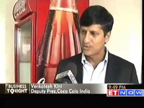 Coca Cola's 58th bottling plant in India commences operations