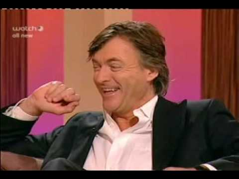 Nathaniel Parker interview on Richard & Judy 3/13/09