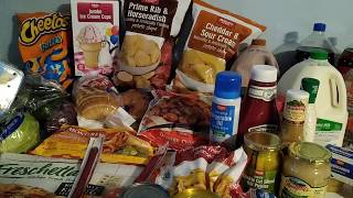 Winco Grocery Haul