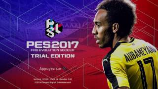 PES 2017 TRIAL EDITION (Free To Play) PS4/PS3/PC/Xbox