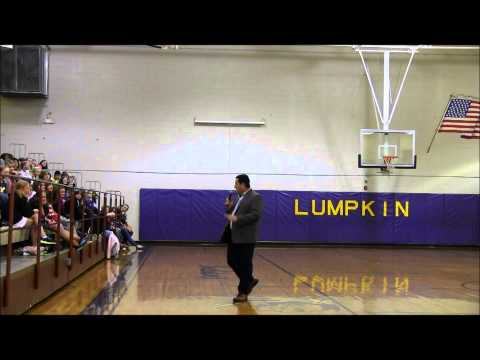 Red Ribbon Week - Lumpkin County Middle School - Part 1
