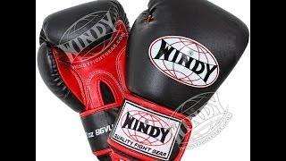 Windy Muay Thai Classic Skintex Boxing Gloves