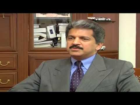 Anand Mahindra on Whistling Woods International