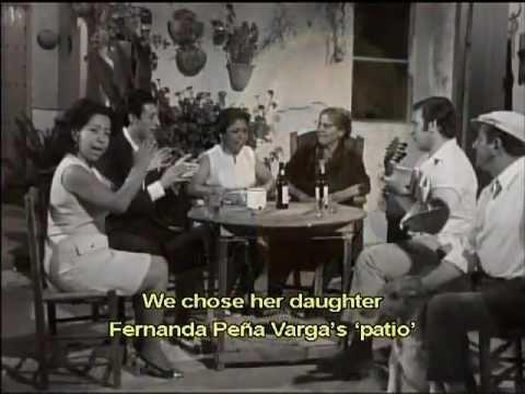 Fiesta Gitana _ Rito y Geografïa del cante Flamenco _ English subtitles