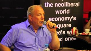 "William Engdahl on Syria, the Eurasian integration and the ""shale revolution"""