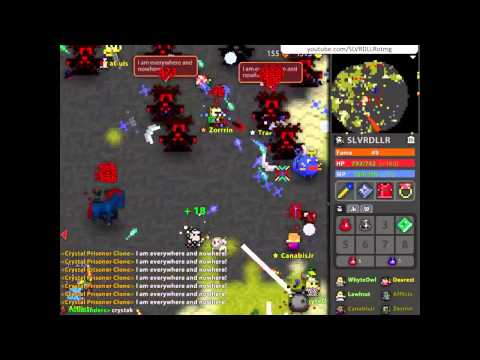 Priest Update feat. Nun of Death (& Whyte) - RotMG