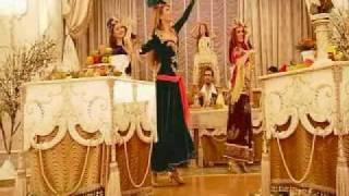 رقص و آواز سنتی ایرانی