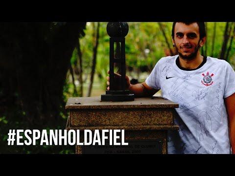 #EspanholdaFiel   Rodrigo Pérez, o madrilhenho que virou corinthiano