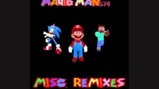 Super Mario 64 Metal cap remix